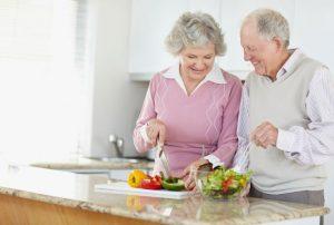 Że jest to idealna dieta dla starszego?