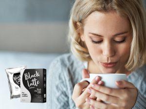 Black Latte napój, składniki, jak zażywać, jak to działa, skutki uboczne