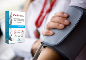 Cardio NRJ kapsułki, składniki, jak zażywać, jak to działa, skutki uboczne