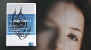 CleanVision kapsułki, składniki, jak zażywać, jak to działa, skutki uboczne
