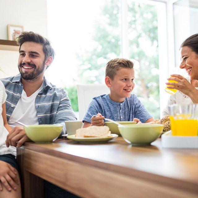 Dieta dla każdego wieku od dzieci do ponad 60 lat, dla każdego właściwego schematu żywieniowego