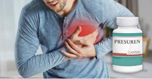 Presuren Cardio kapsułki, składniki, jak zażywać, jak to działa, skutki uboczne
