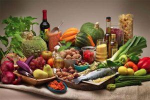 Standardowy poranny posiłek: charytatywny porcje i jedzenie jest zawsze inna
