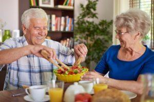 Starszy dieta: cechy i problemy