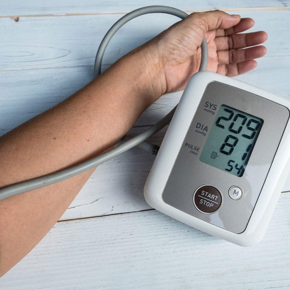 Zmniejszenie ryzyka wysokiego ciśnienia krwi!