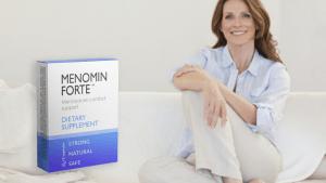 Menomin Forte kapsułki, składniki, jak zażywać, jak to działa, skutki uboczne