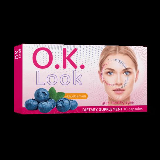 OK Look kapsułki - aktualne recenzje użytkowników 2020 - składniki, jak zażywać, jak to działa, opinie, forum, cena, gdzie kupić, allegro - Polska