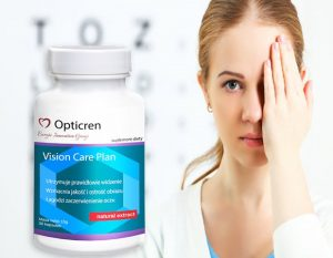 Opticren kapsułki, składniki, jak zażywać, jak to działa, skutki uboczne