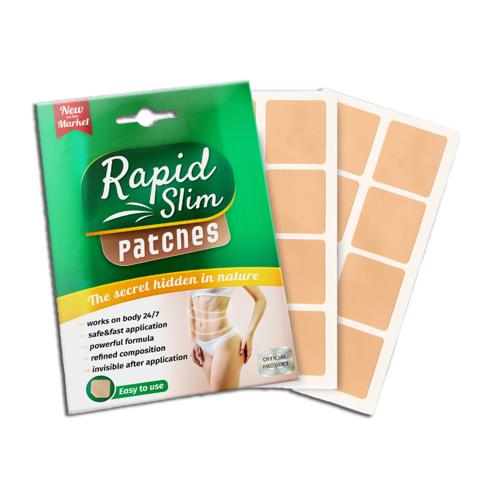 Rapid Slim plastry – opinie, cena, forum, składniki, gdzie kupić, allegro