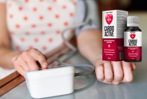 CardioActive krople, składniki, jak zażywać, jak to działa, skutki uboczne