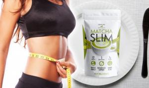 Matcha Slim napój, składniki, jak zażywać, jak to działa, skutki uboczne