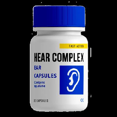 Hear Complex kapsułki – opinie, cena, forum, składniki, gdzie kupić, allegro