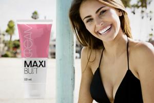 Maxi Bust krem, składniki, jak aplikować, jak to działa, skutki uboczne