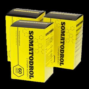 Somatodrol kapsułki - aktualne recenzje użytkowników 2020 - składniki, jak zażywać, jak to działa, opinie, forum, cena, gdzie kupić, allegro - Polska