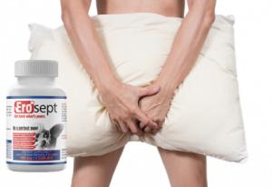 Erosept tabletki, składniki, jak zażywać, jak to działa, skutki uboczne