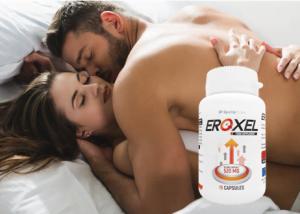 Eroxel kapsułki, składniki, jak zażywać, jak to działa, skutki uboczne