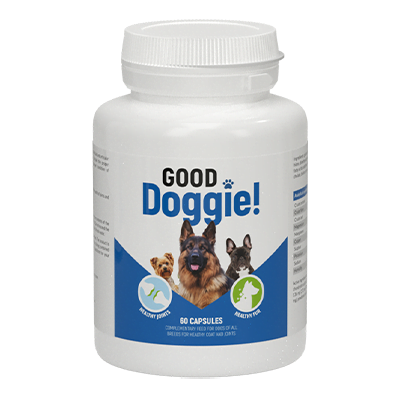 Good Doggie kapsułki - aktualne recenzje użytkowników 2020 - składniki, jak zażywać, jak to działa, opinie, forum, cena, gdzie kupić, allegro - Polska