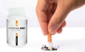 Nicotine Free kapsułki, składniki, jak zażywać, jak to działa, skutki uboczne