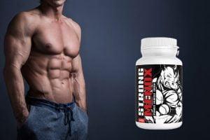 Strong Menox kapsułki, składniki, jak zażywać, jak to działa, skutki uboczne