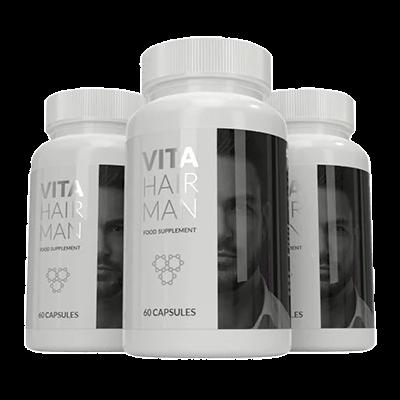 Vitahair Man kapsułki - aktualne recenzje użytkowników 2020 - składniki, jak zażywać, jak to działa, opinie, forum, cena, gdzie kupić, allegro - Polska