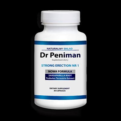 Dr. Peniman kapsułki – opinie, cena, forum, składniki, gdzie kupić, allegro