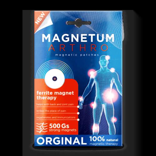 Magnetum Arthro plastry - składniki, opinie, forum, cena, gdzie kupić, allegro - Polska