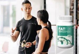 FatFix kapsułki, składniki, jak zażywać, jak to działa, skutki uboczne