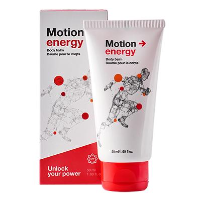 Motion Energy balsam - opinie, cena, forum, składniki, gdzie kupić, allegro