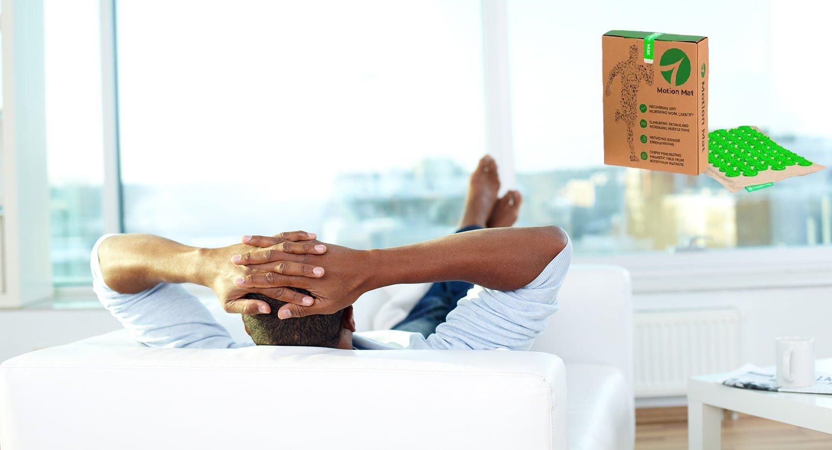 Motion Mat mata do masażu, jak używać, jak to działa