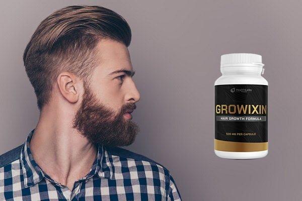 Growixin kapsułki, składniki, jak zażywać, jak to działa, skutki uboczne