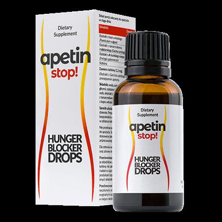 Apetin Stop krople - opinie, cena, forum, składniki, gdzie kupić, allegro